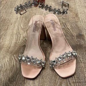 Topshop ROCHELLE Heeled Sandals